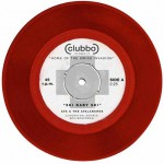 "Rare red vinyl pressing of ""Ski Baby Ski"" (Clubbo Records)"