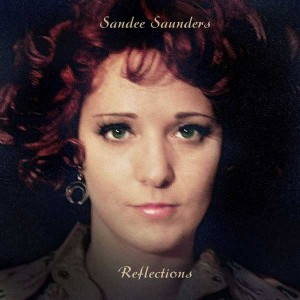 Sandee Saunders' 1972 Clubbo Records release, Reflections.