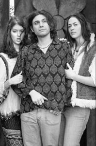 The Fold's 1969 press photo (courtesy Clubbo Records).